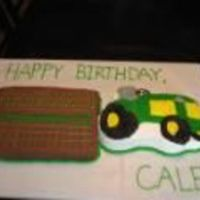 Farm.jpg Farm cake I did for my best friends son. He was only 1, so it was more for his daddy!