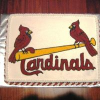 Cards Old St Louis Cards logo