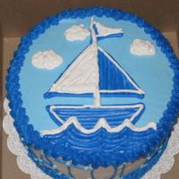 Sailboat Baby Shower