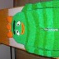 Yo Gabba Gabba This was a lot of work, but my nephew loved it.
