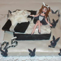 Playboy Cheesecake