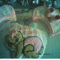 "Simply_Cakes_By_Diddy_008.jpg Baby Girl for a Baby Shower ""a lo Boricua"""