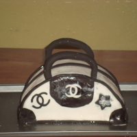 My First Purse Cake