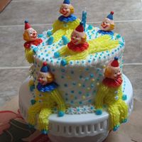 091.jpg   Smash cake for my 1 year old grandson