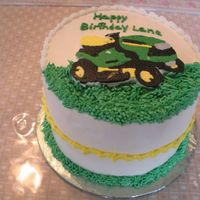 John Deere This was for a little 6 year old boy. Him and his daddy love John Deere. BC transfer
