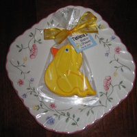 Baby Shower Duck Favor