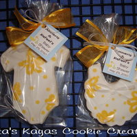 Baby Shower Cooke Favors
