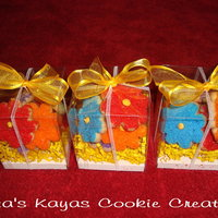 Cookie Favor Box