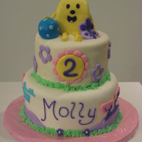 Wow Wow Wubbzy This cake was for my niece's 2nd B'day.