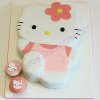 Kitty   For a little Girls Birthday - and also for her mothers Birthday :-)