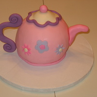 Teapot Cake teapot cake to go with teapot cookies