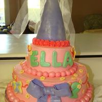 Happy Birthday Ella This was an especially fun cake because it was for my daughter. There were so many great one's to get inspiration from her at Cake...