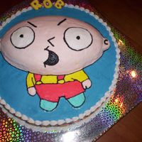 Stewie Copied from Lisa's version from back in '05.