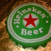 Heineken Beer Bottle Cap