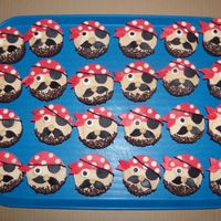 Pirate Cuppies