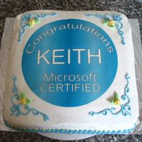 Microsoft Certification Celebration