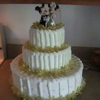 Boda buttercream