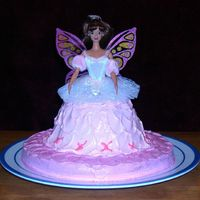 Fairy Pricness Cake