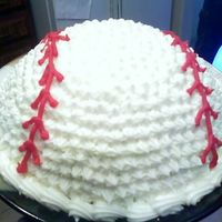 """smash"" It Out Of The Park! I made this ""Smash"" cake for my nephew's 1st birthday. *I was just looking at this pic and thinking about what I'd do..."