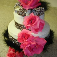 Diva Party Cake