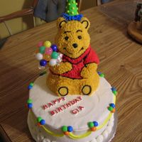 Party Pooh! For Gia