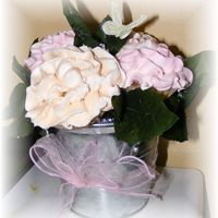 A Boquet I tried to load this once, but they told me to not have copied pictures, but this is not a copy, it is different than my other cupcakes. I...