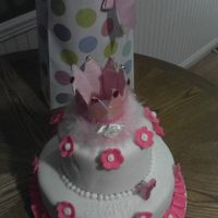 Princess/ 1St Birthday Cake