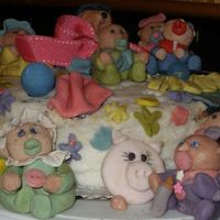 Babies.jpg misc. fondant animals and babies