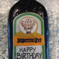 Jager for a 21st birthday