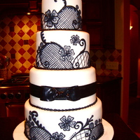 My First Wedding Cake