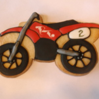 Dirt Bike Cookies NFSC and Antonia 74.