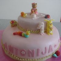 Antonija's 1St Birthday