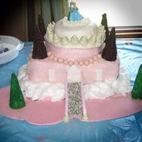Castle Cake A friend and I worked on this one for her daughter's third birthday. The theme was princess and I think we did good with the time we...