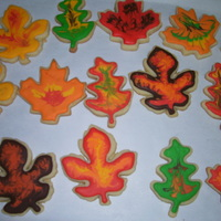 Leaf Cookies NFSC with Antonia 74