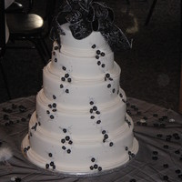 Blank Wedding All Cake/Satin Iceing