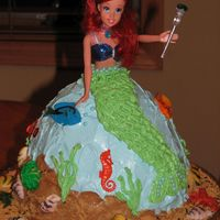 Ariel Mermaid