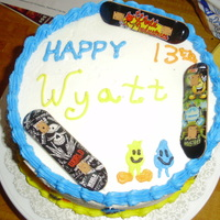 Wyatt's 13Th Birthday
