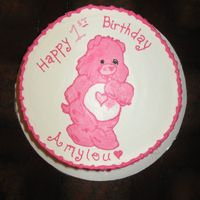 Love-A-Lot Bear Care Bear is FBCT - my first time using that method. It was easy and fun. TFL.