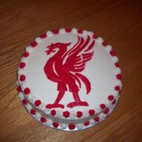 Liverpool Fc My son is a huge Liverpool FC fan. That griffin was a pain in the patootie to draw freehand.
