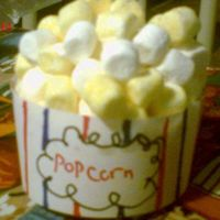 Pop Corn   This was fun to make and when children would see it they thought it was the coolest thing they've ever seen.