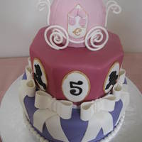 Disney Princess Cake   All edible all cake - the sihouette's are hand cut.