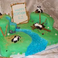 Ejs Birthday Cake For my sons 6th birthday