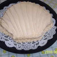 Seashell Cake For Wedding Vanilla Cake w/ Buttercream