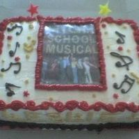 High School Music Thank you to CC for the help on this. This cake was last minute that my brother volunteered me for. Luckily the little girl and her mom...