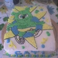 Gummibar My neice's favorite character right now. She loved it. Mission accomplished.WASC w/SMBC.
