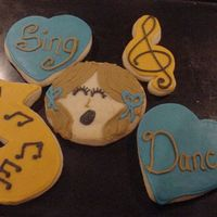 Choir SC w/TG and Antonia's RI. Made an assortment for my daughter's choir gathering. TFL