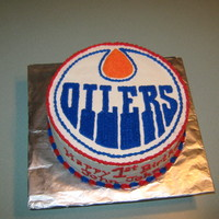 Hockey all buttercream