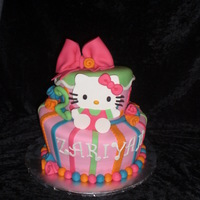 Hello Kitty Topsy Turvy