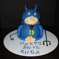 Major Duke Fan! Made this one for my friend's daughter's 30th! Actually, my husband did most of this one :) TFL!
