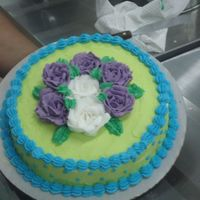 First Time Wilton Cake Decorating - Guam